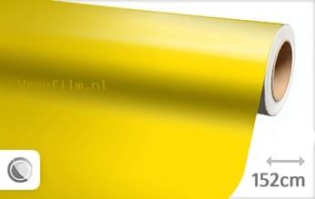Glans geel wrap film