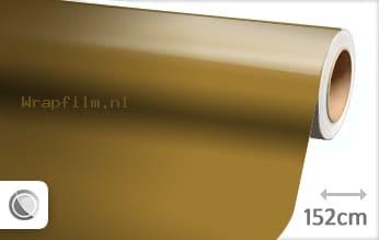 Glans goud wrap film