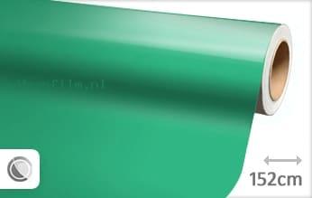Glans turquoise wrap film