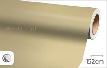 Mat chroom champagne wrap film