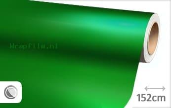 Mat chroom groen wrap film
