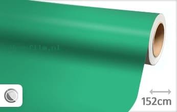 Mat turquoise wrap film