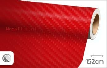 Rood 4D carbon wrap film